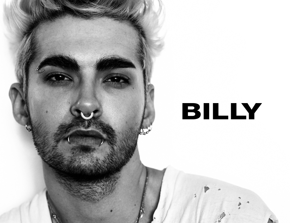 BILLY bill kaulitz im not ok